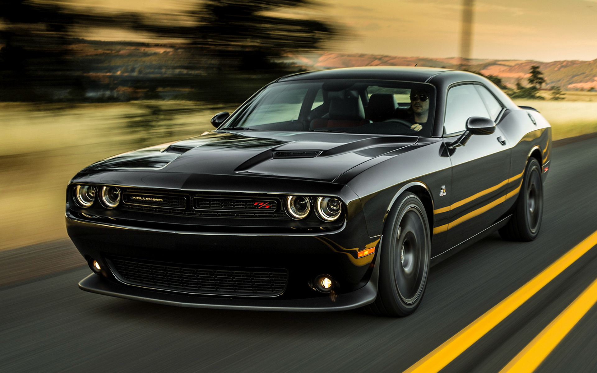dodge challenger rt scat pack wallpapers  hd images car pixel