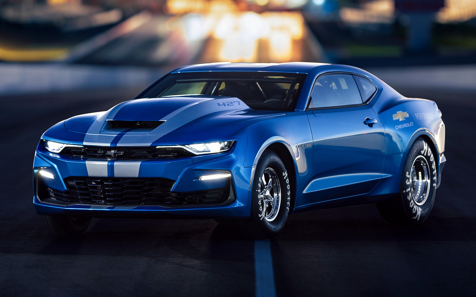 2019 Chevrolet COPO Camaro 50th Anniversary - Wallpapers ...