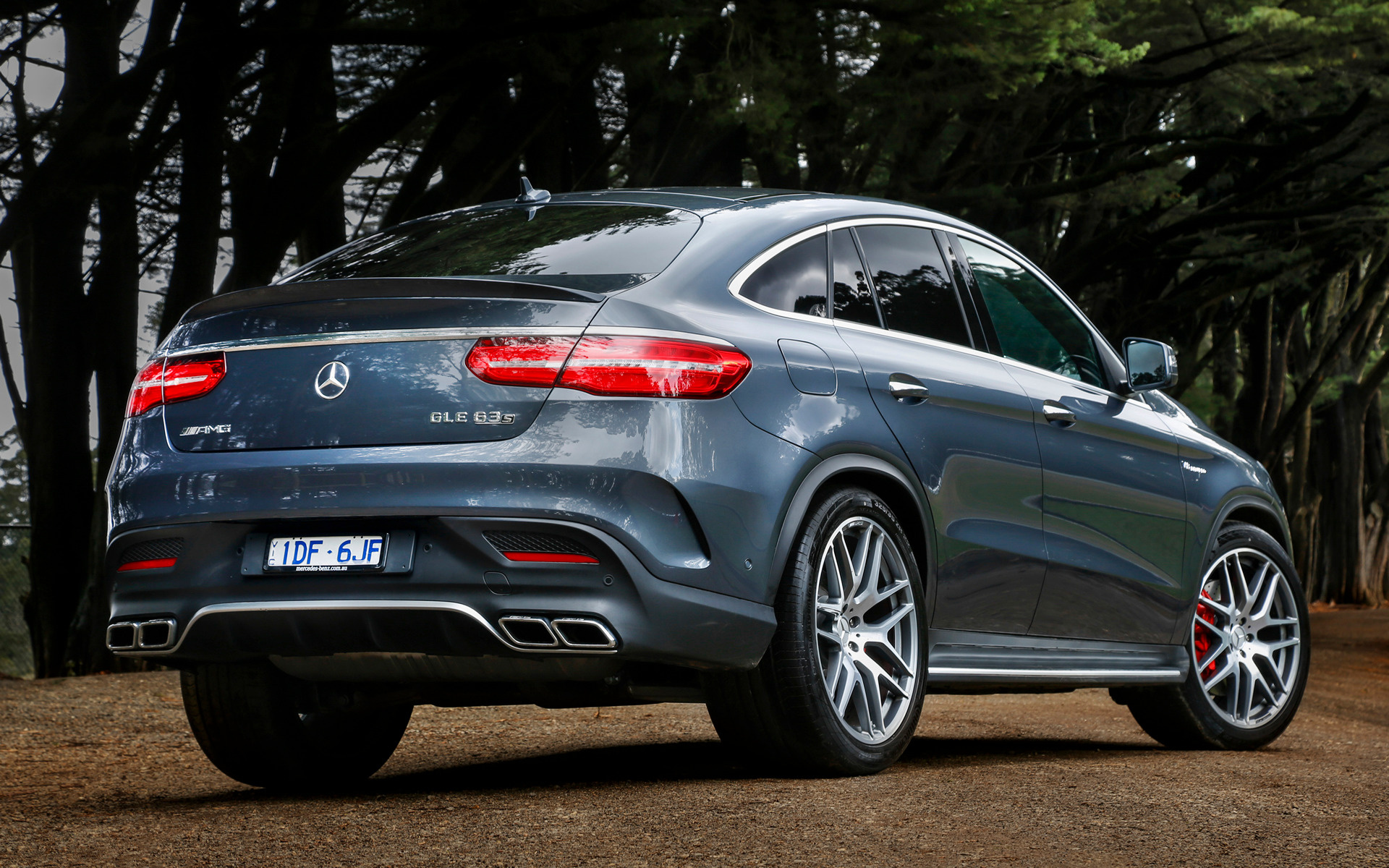 Gle 63s Amg >> 2015 Mercedes-AMG GLE 63 S Coupe (AU) - Wallpapers and HD ...