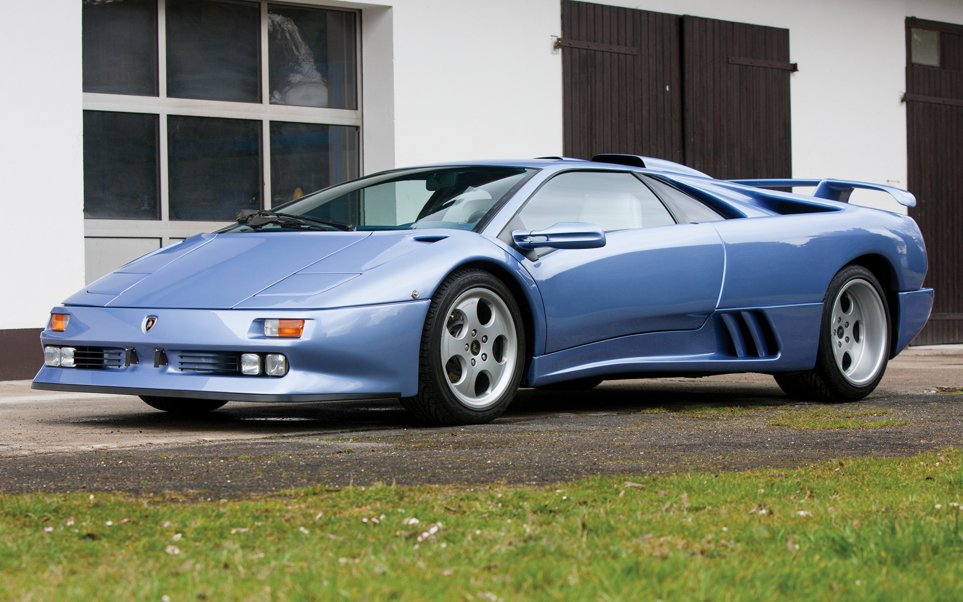 1995 Lamborghini Diablo Se30 Jota Wallpapers And Hd