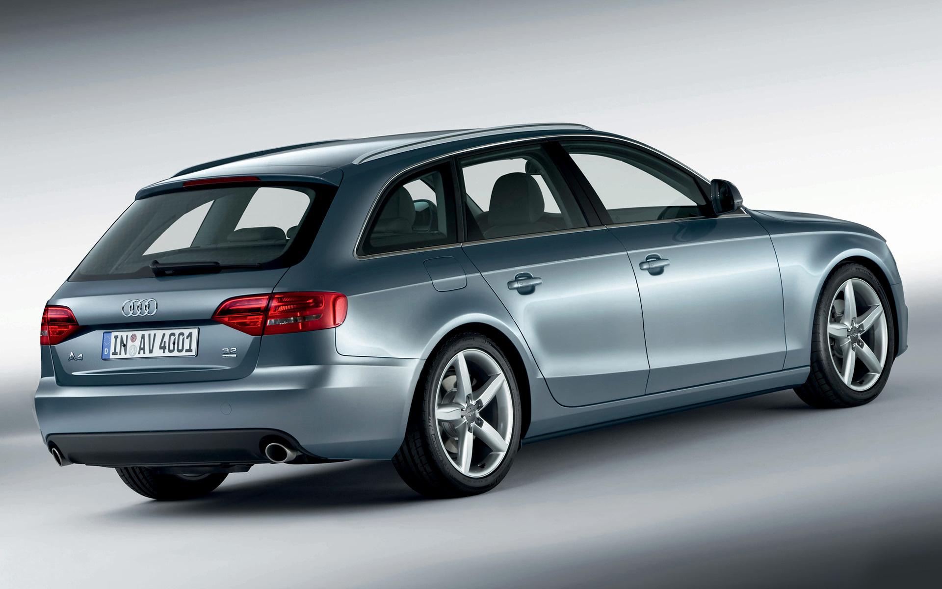 Kelebihan Audi A4 Avant 2008 Murah Berkualitas