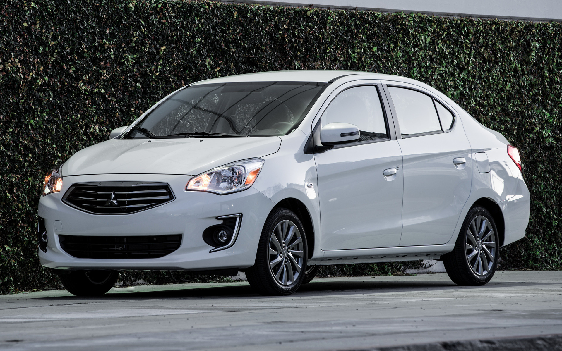 mitsubishi mirage g4 se (2017) us wallpapers and hd images - car pixel