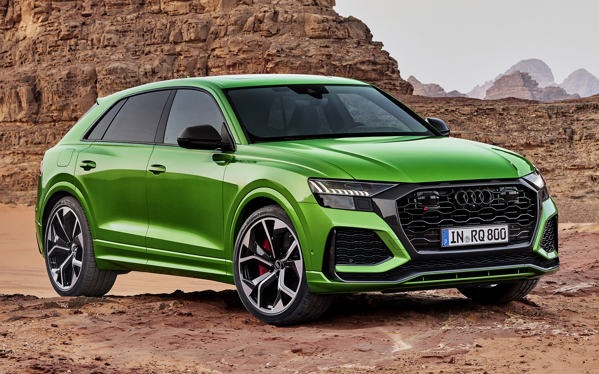 2020 Audi RS Q8 - Wallpapers and HD Images | Car Pixel