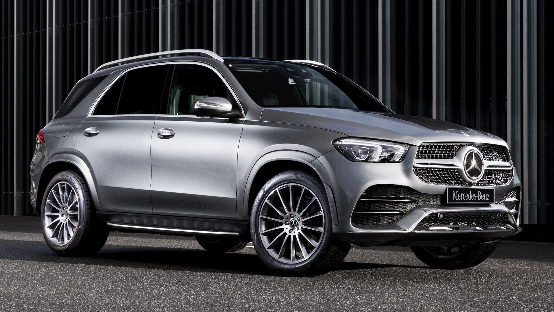2019 Mercedes-Benz GLE-Class AMG Line (AU) - Wallpapers ...