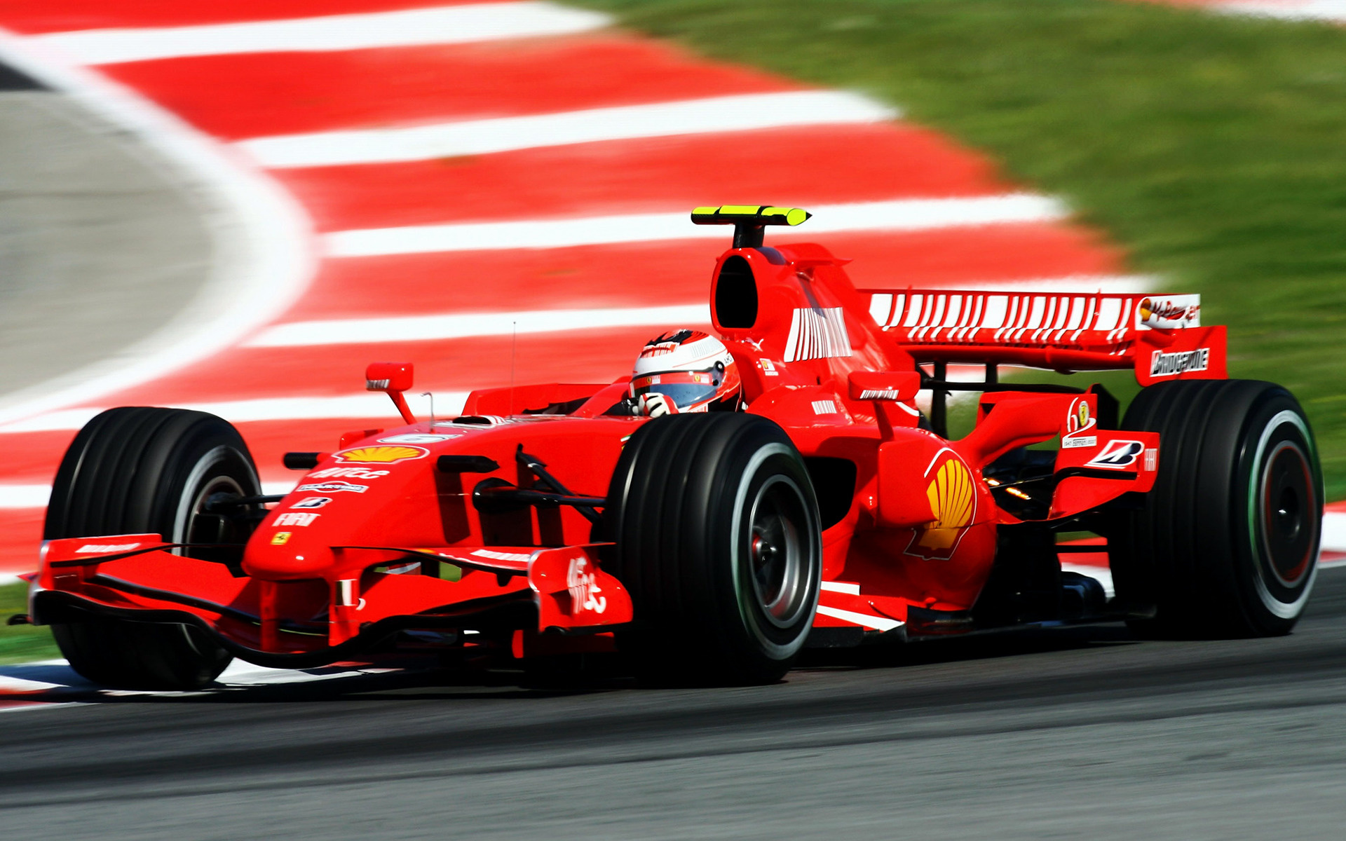 2007 Ferrari F2007 Wallpapers And Hd Images Car Pixel