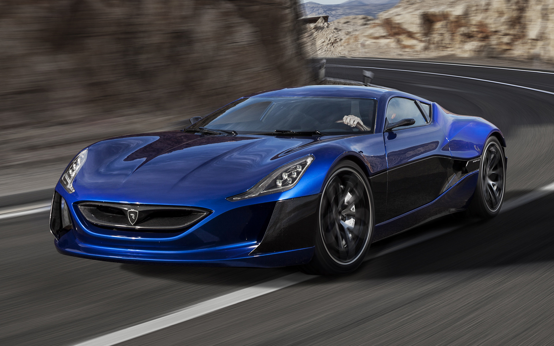 Rimac Concept One 2014 Wallpapers And Hd Images Car Pixel