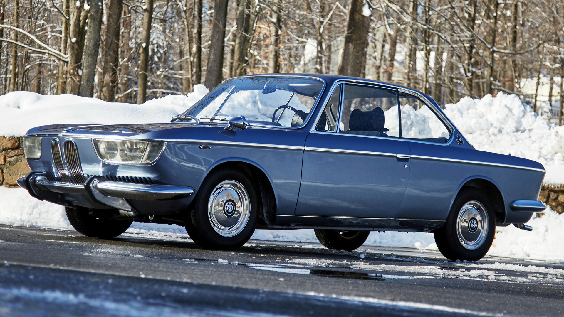 1966 BMW 2000 CS - Wallpapers and HD Images | Car Pixel