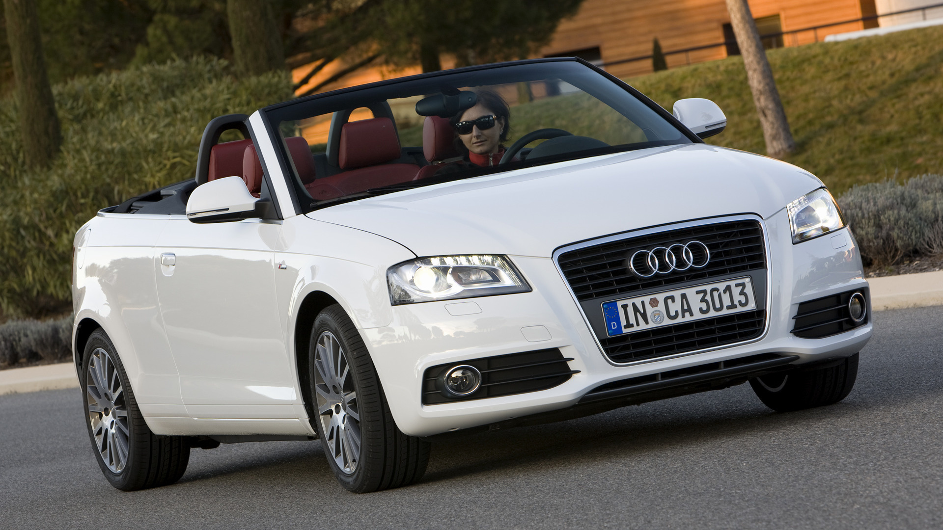 2008 audi a3 cabriolet s line wallpapers and hd images. Black Bedroom Furniture Sets. Home Design Ideas
