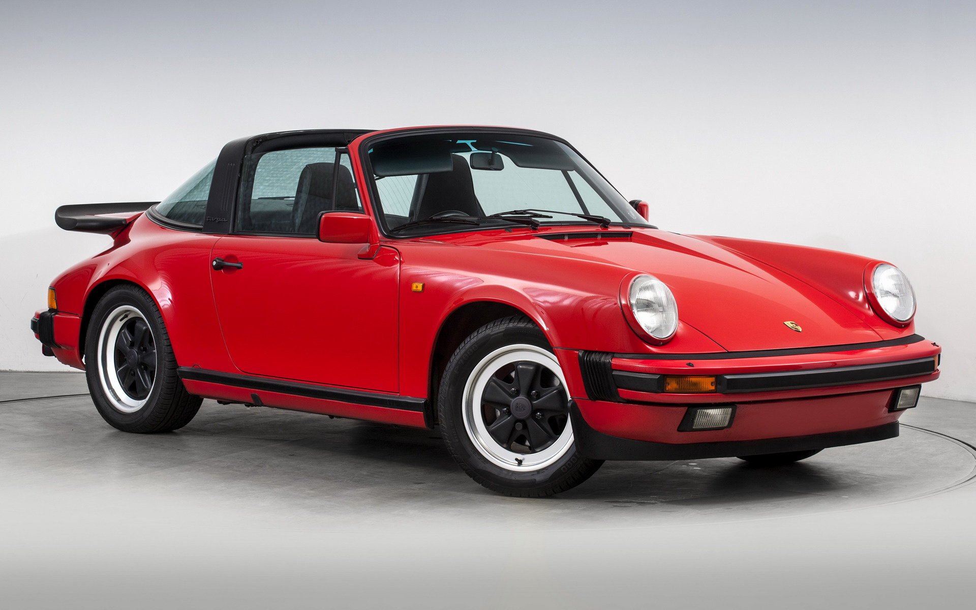 1984 Porsche 911 Carrera Targa With Whale Tail Uk
