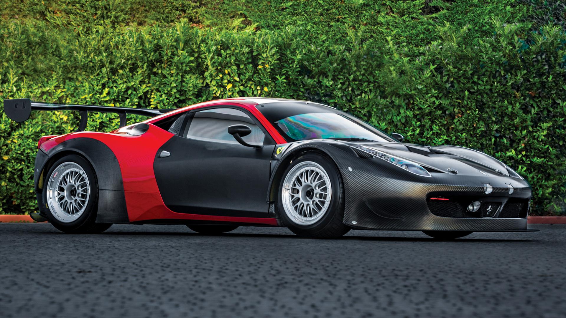 2012 Ferrari 458 Italia Gtd Fondos De Pantalla E Imágenes