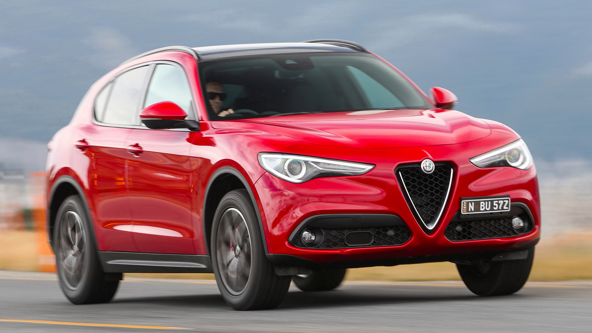 2018 alfa romeo stelvio au wallpapers and hd images. Black Bedroom Furniture Sets. Home Design Ideas