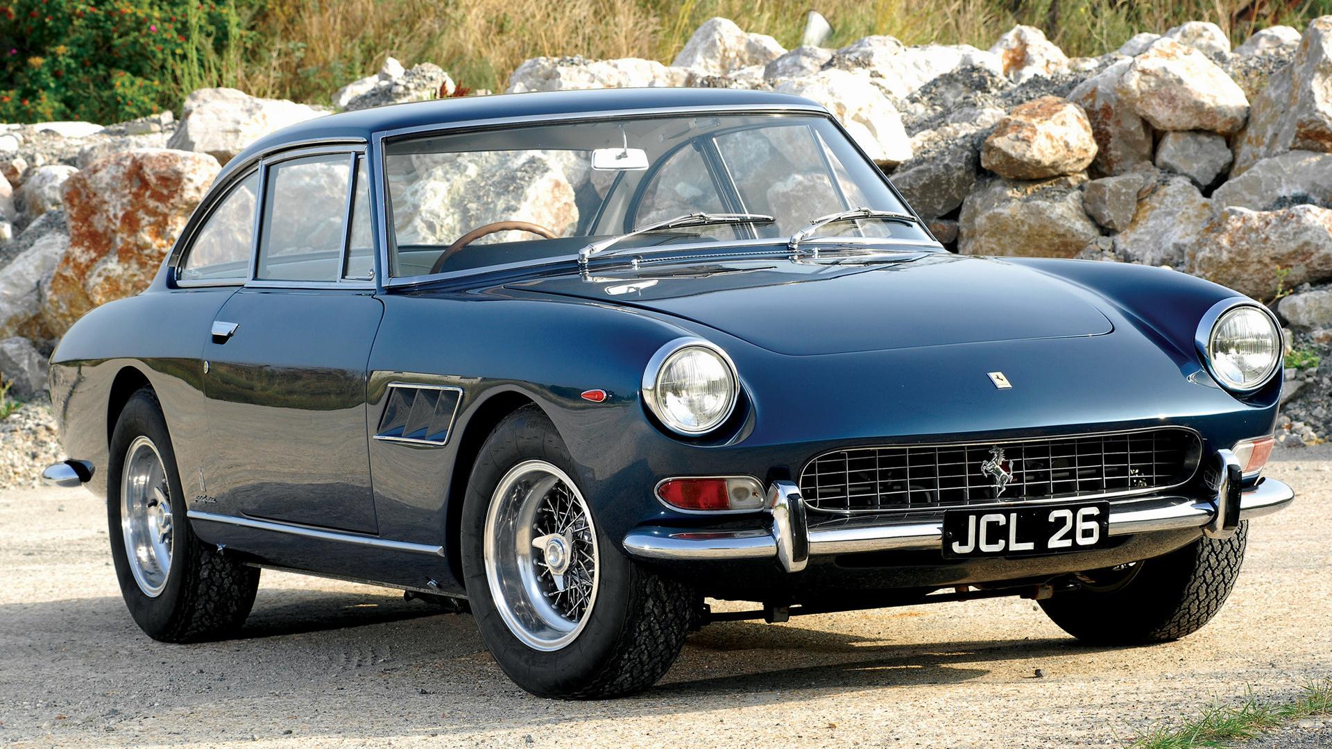 1965 Ferrari 330 Gt 2 2 Uk Hintergrundbilder Und Wallpaper In Hd Car Pixel