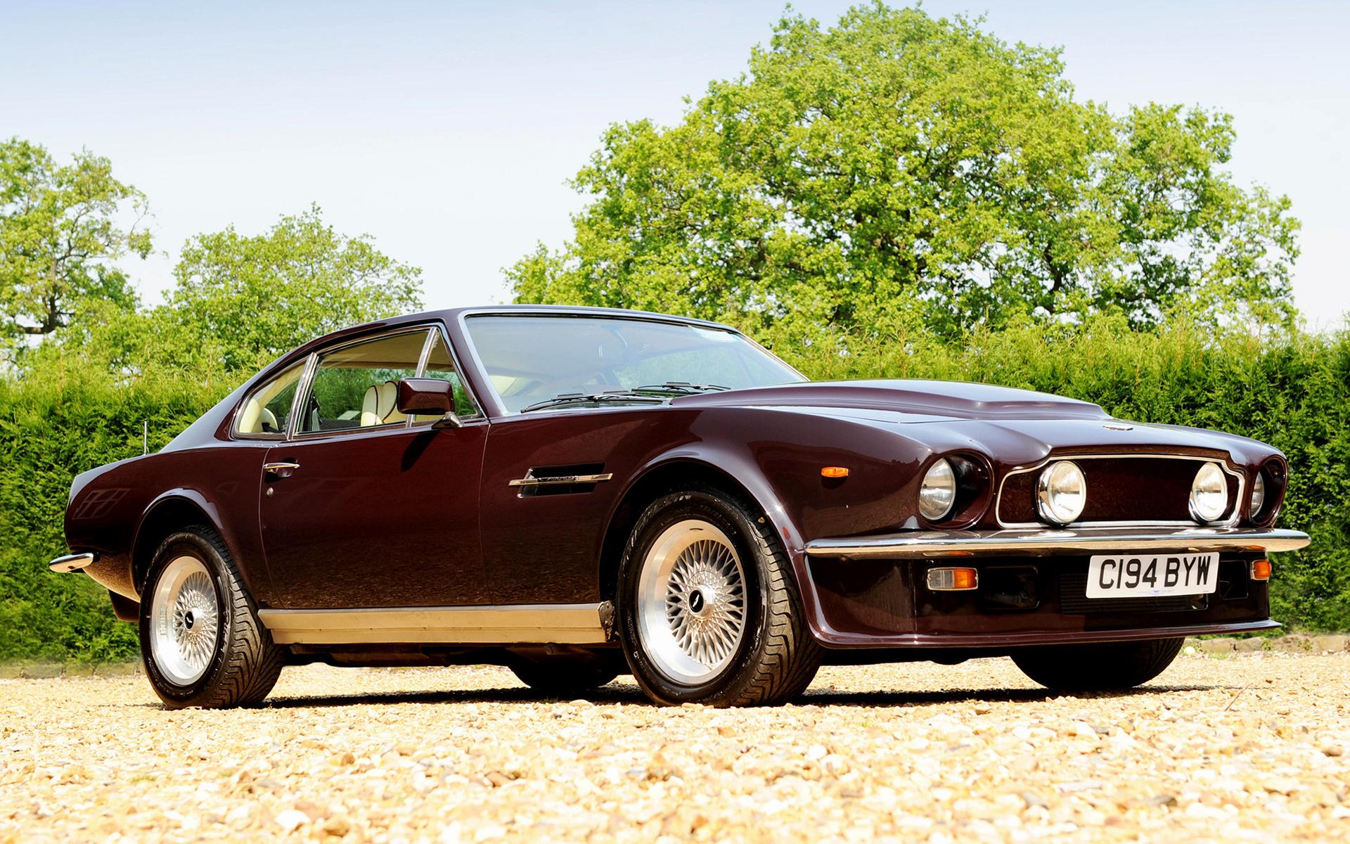 1978 Aston Martin V8 Vantage  Uk