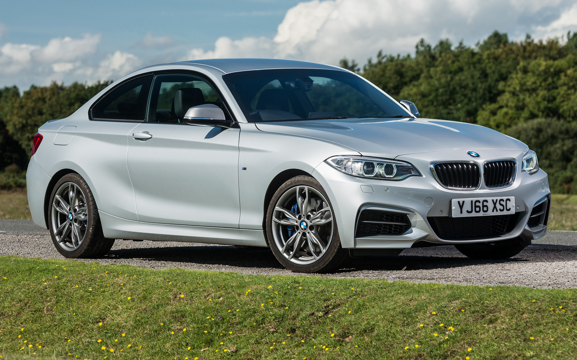 2016 Bmw M240i Coupe Uk Wallpapers And Hd Images Car