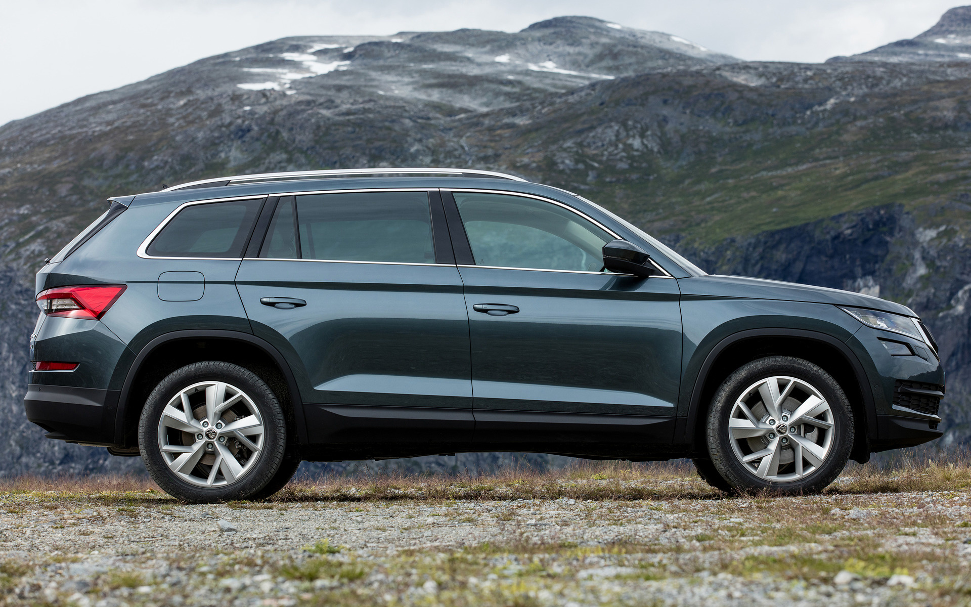 Ed Martin Gmc >> 2016 Skoda Kodiaq - Wallpapers and HD Images | Car Pixel