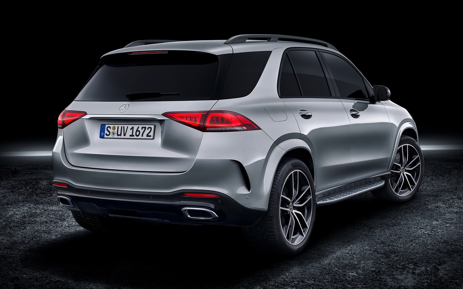 2019 Mercedes-Benz GLE-Class AMG Line - Wallpapers and HD ...