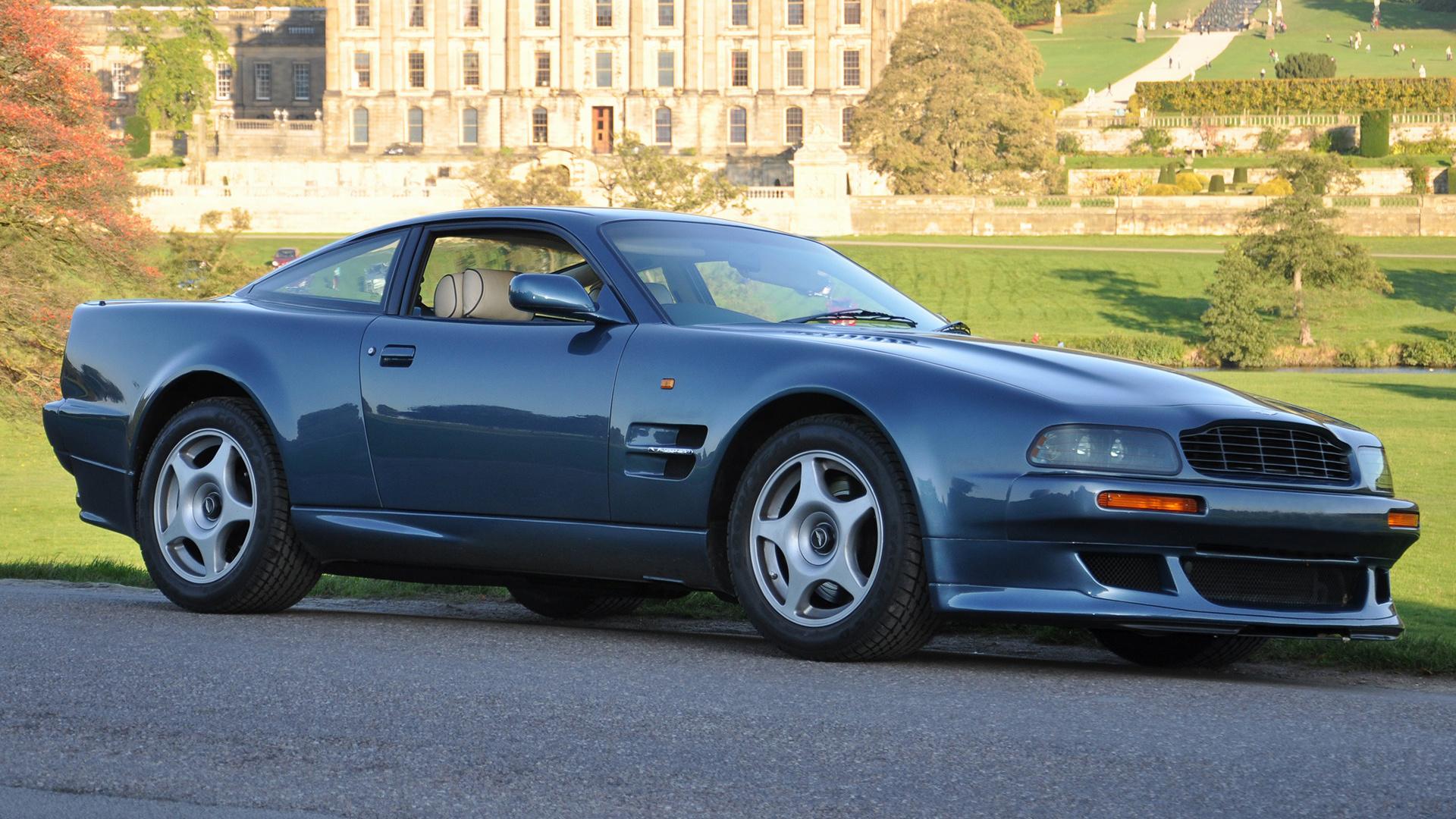 1998 Aston Martin V8 Vantage V600 Uk Wallpapers And Hd Images Car Pixel