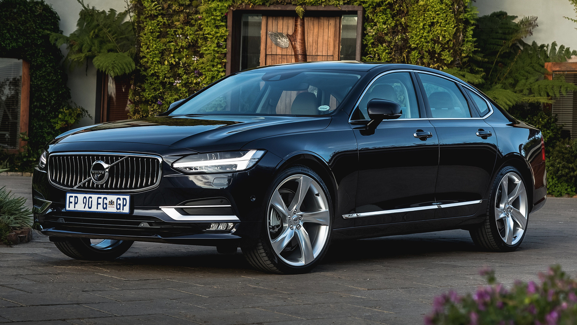Volvo S90 Inscription (2017) ZA Wallpapers and HD Images - Car Pixel