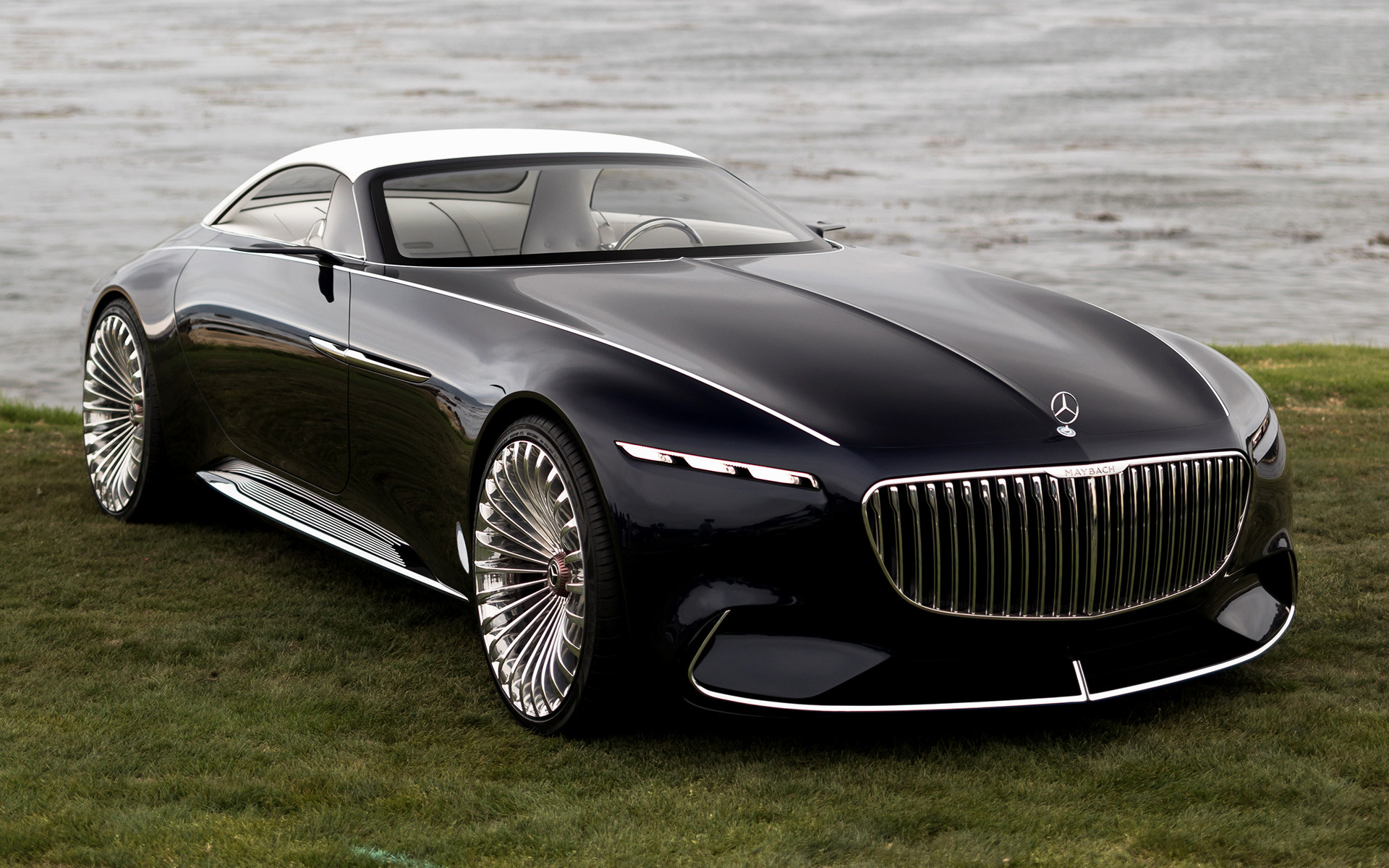 2017 vision mercedes maybach 6 cabriolet wallpapers and hd images car pixel. Black Bedroom Furniture Sets. Home Design Ideas