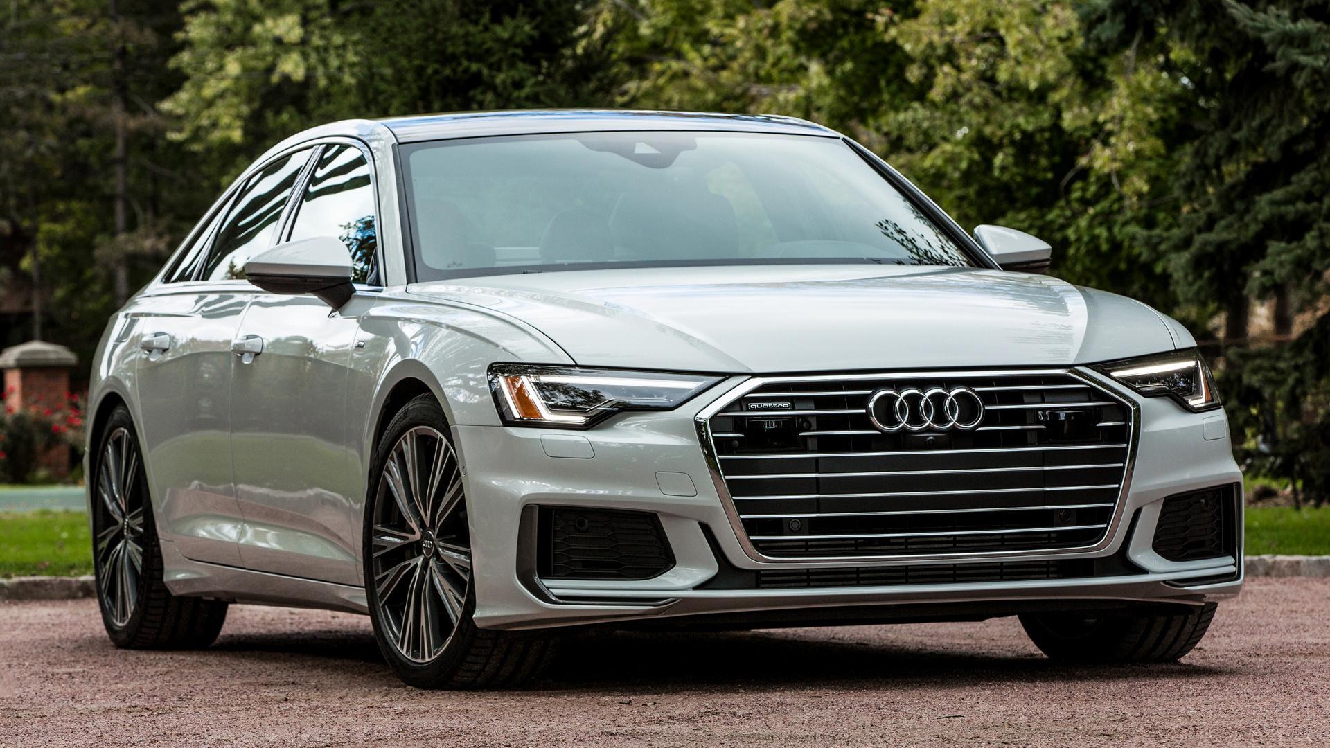 2019 Audi A6 Sedan S Line Us Wallpapers And Hd Images Car Pixel