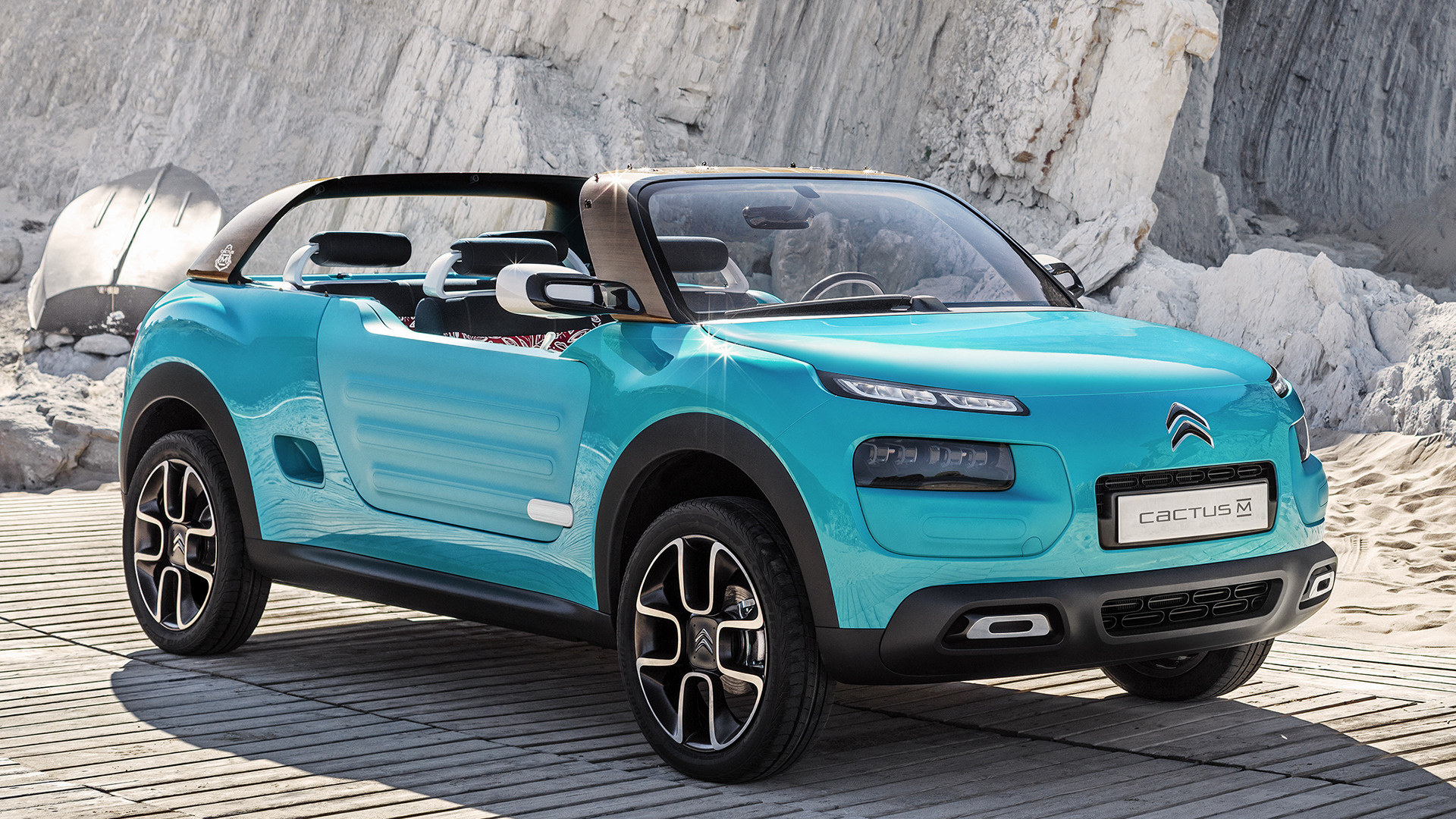 Citroen cactus m concept 2015 wallpapers and hd images for Citroen cactus concept