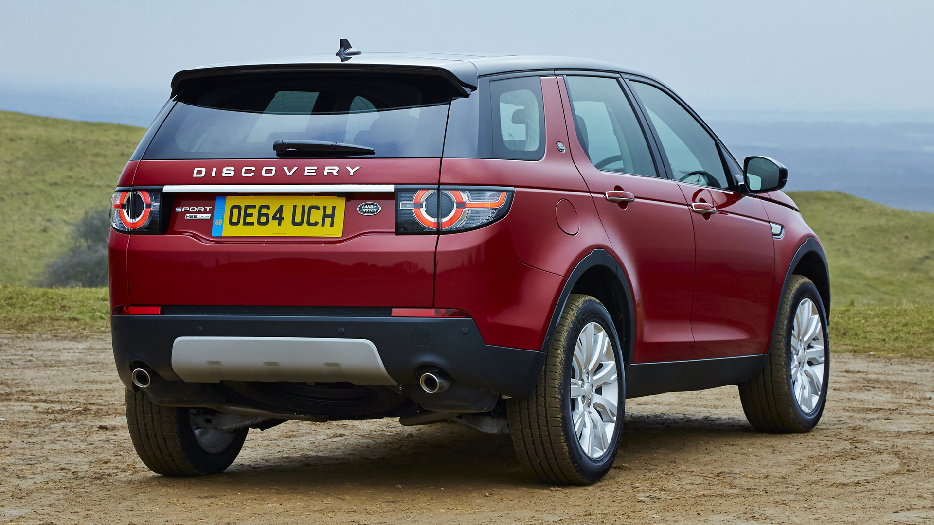 land rover discovery sport hse luxury 2015 uk wallpapers and hd images car pixel. Black Bedroom Furniture Sets. Home Design Ideas