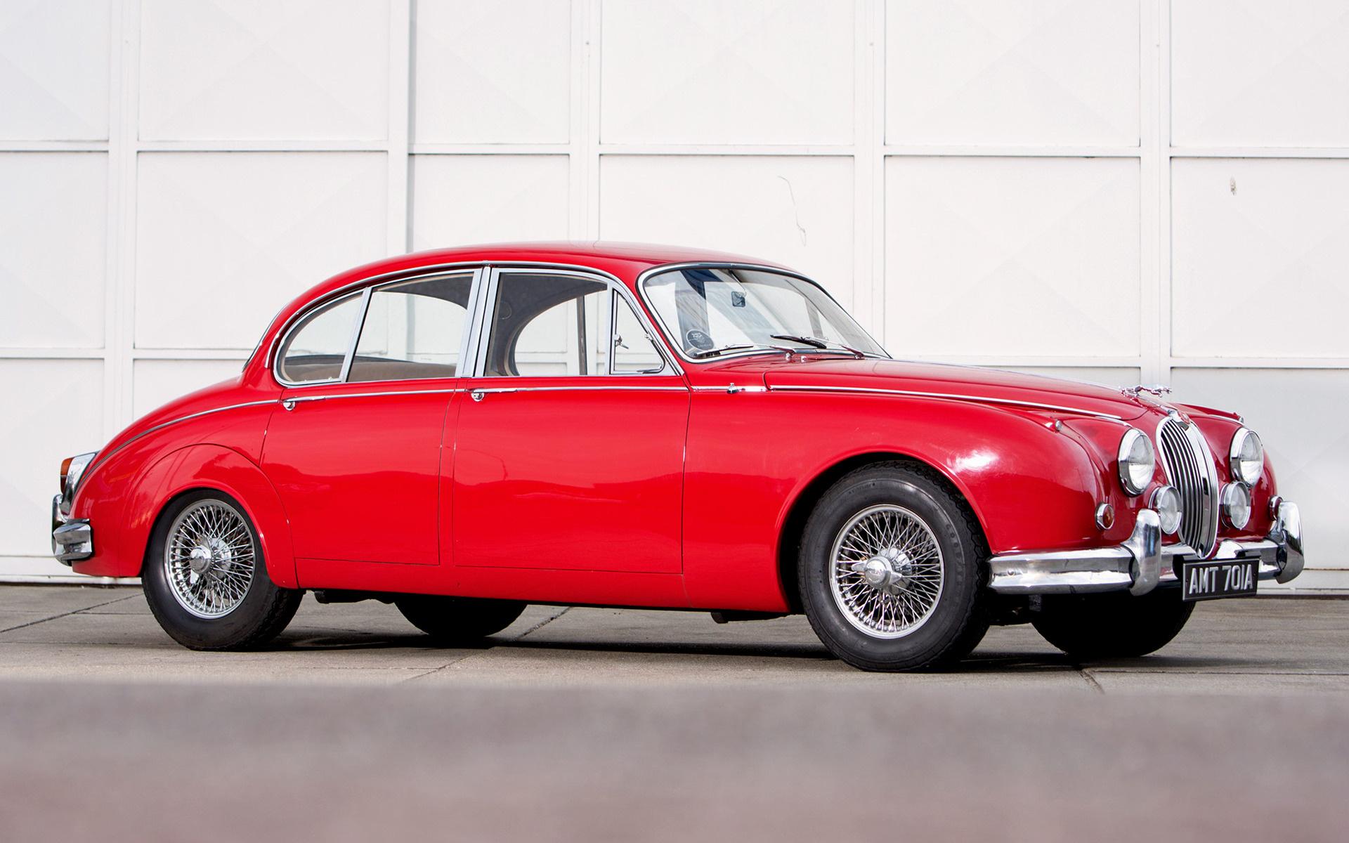 Jaguar Mark 2 (1959) UK Wallpapers and HD Images - Car Pixel