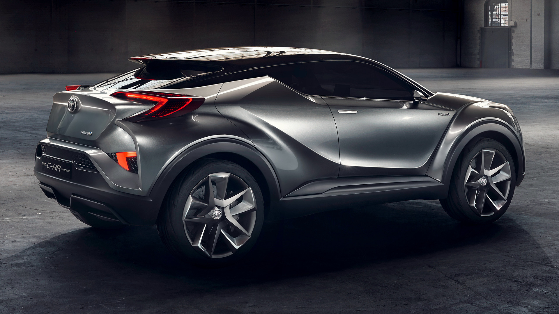 Toyota C Hr 2016 HD Wallpapers