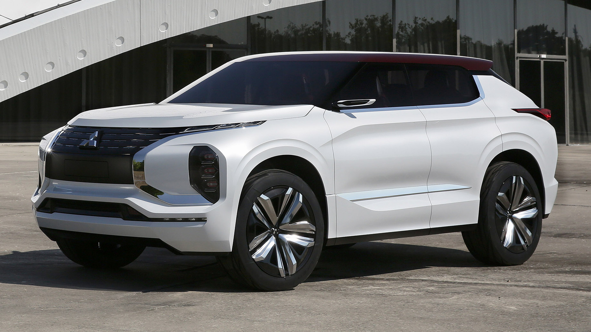 New Mitsubishi GTPHEV Concept 2016 Wallpapers And HD Images