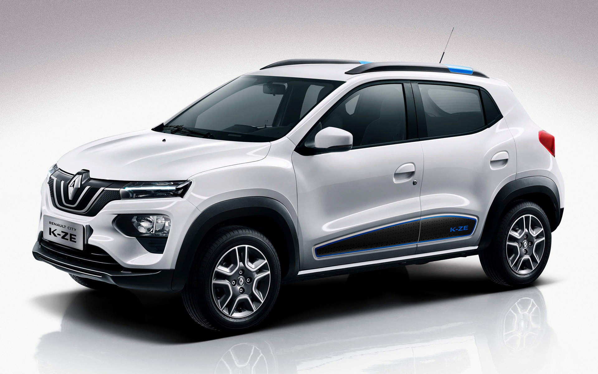 2019 Renault City K-ZE (CN) - Wallpapers and HD Images ...