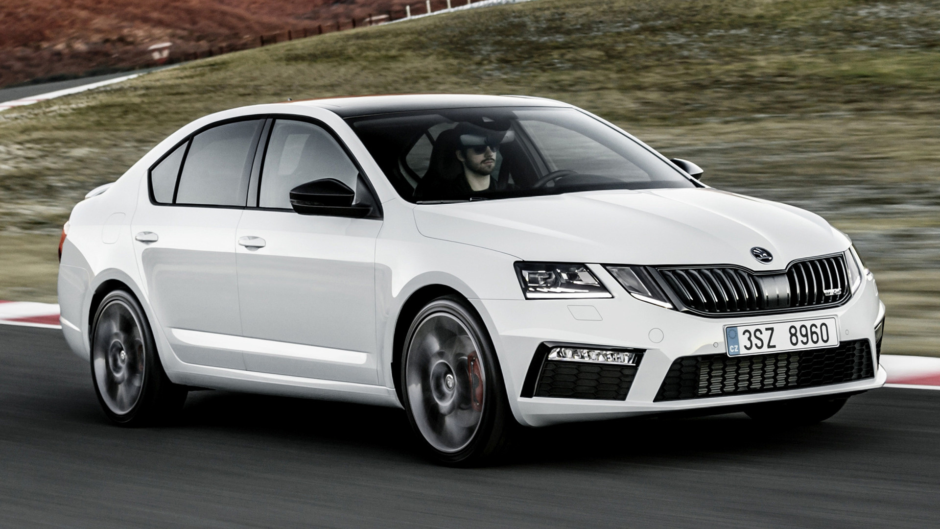 Overviewrs koda auto - Skoda Octavia Rs Wallpapers And Hd Images Car Pixel