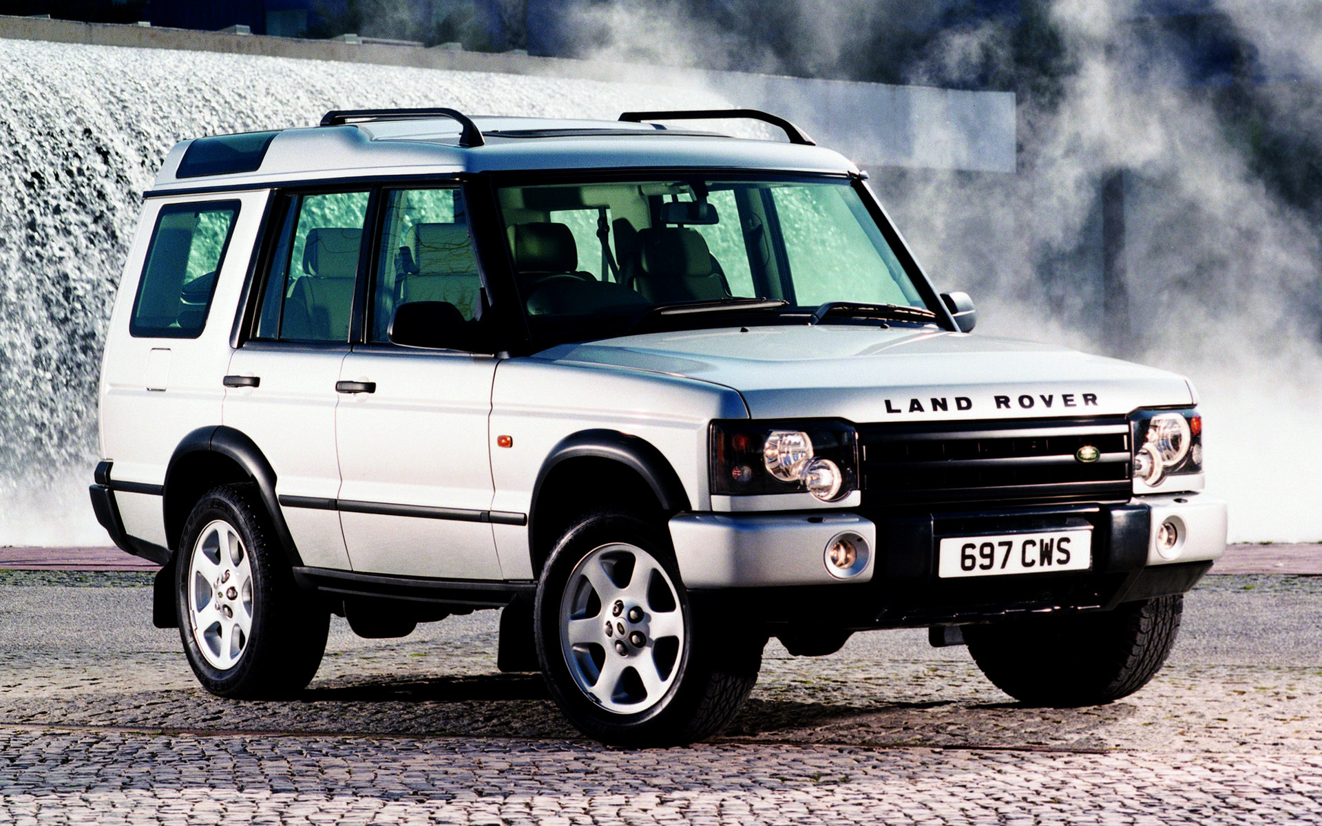 2002 Land Rover Discovery (UK) - Wallpapers and HD Images | Car Pixel