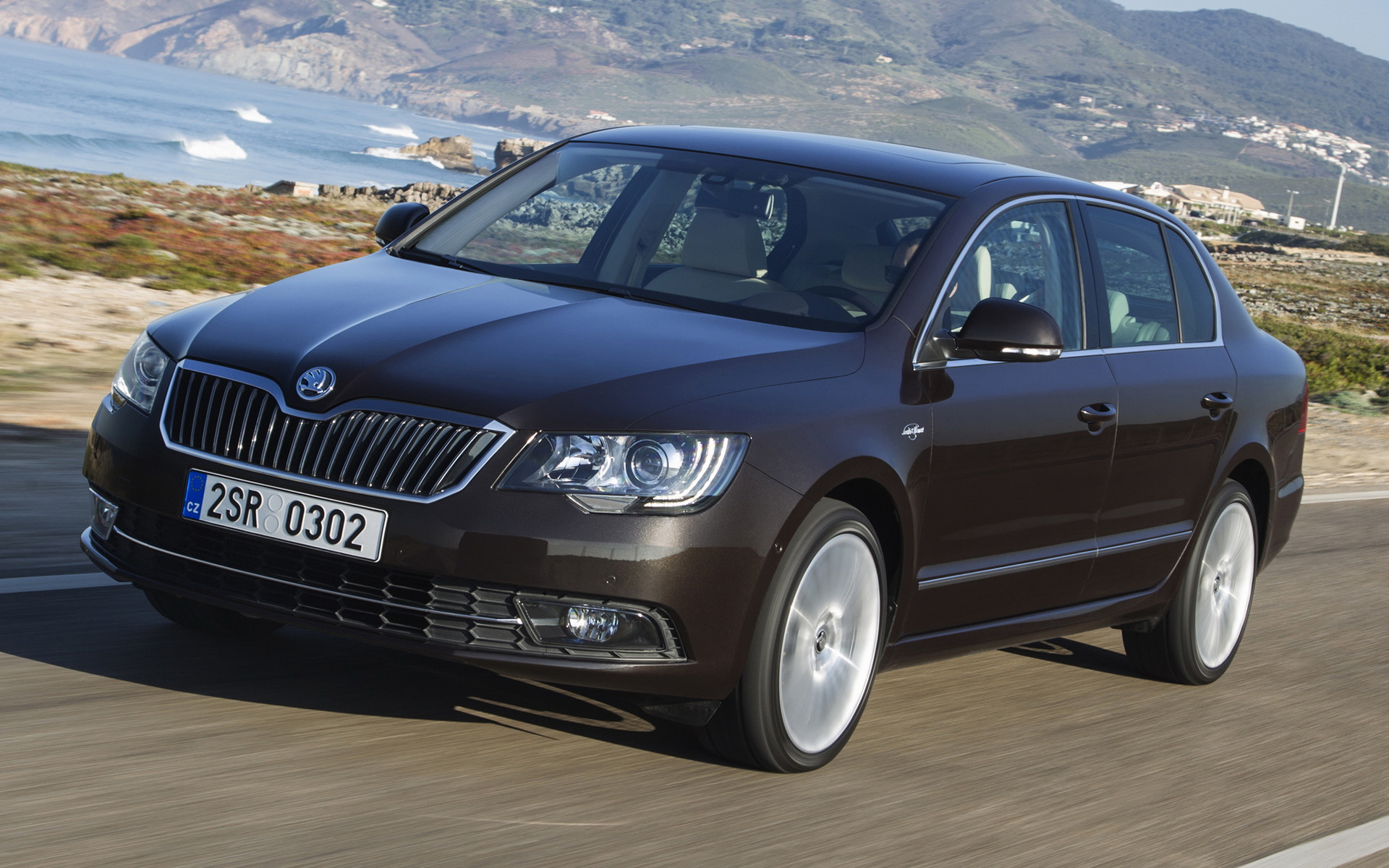 Skoda Superb Laurin and Klement 2013 Wallpapers and HD Image