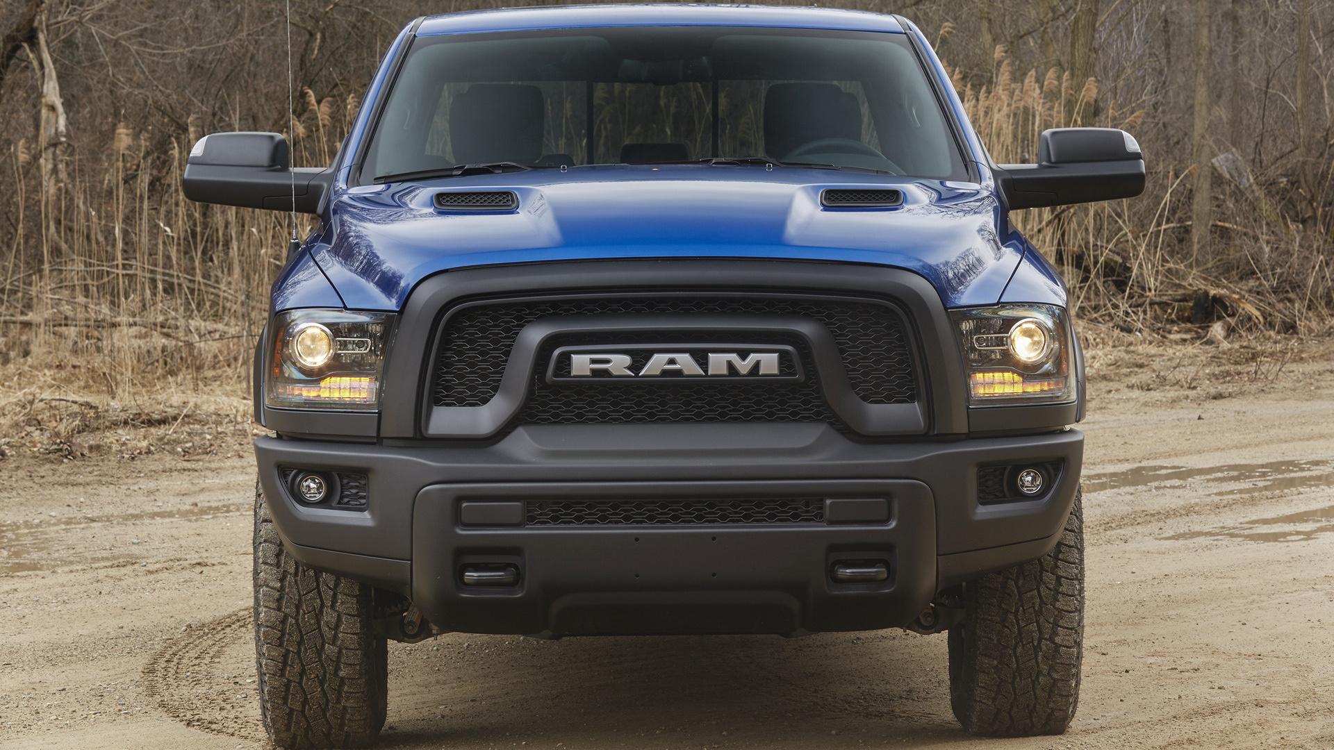 2017 Ram 1500 Rebel Blue Streak Crew Cab Wallpapers And Hd