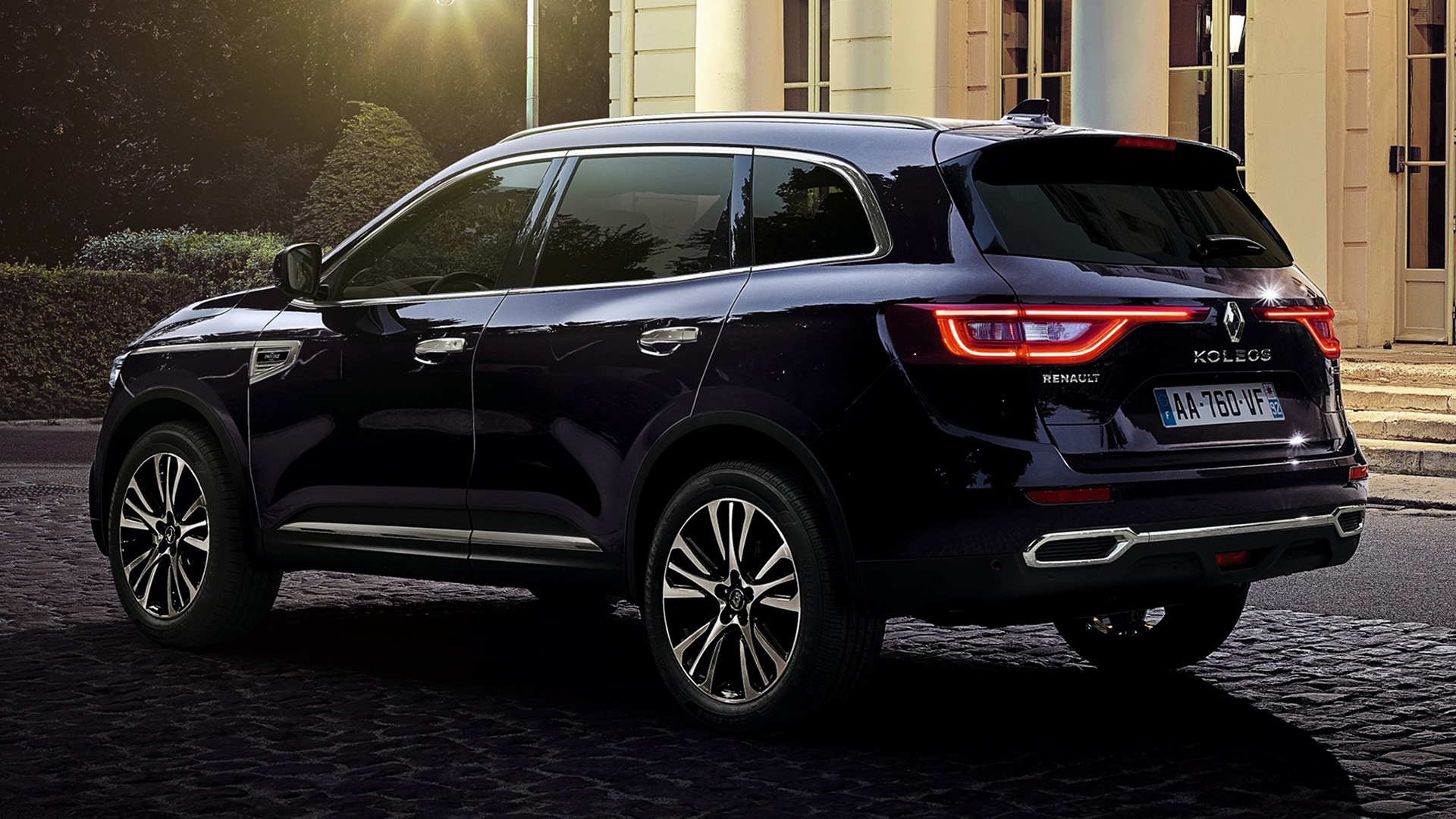Renault Koleos Initiale Paris (2016) Wallpapers and HD ...