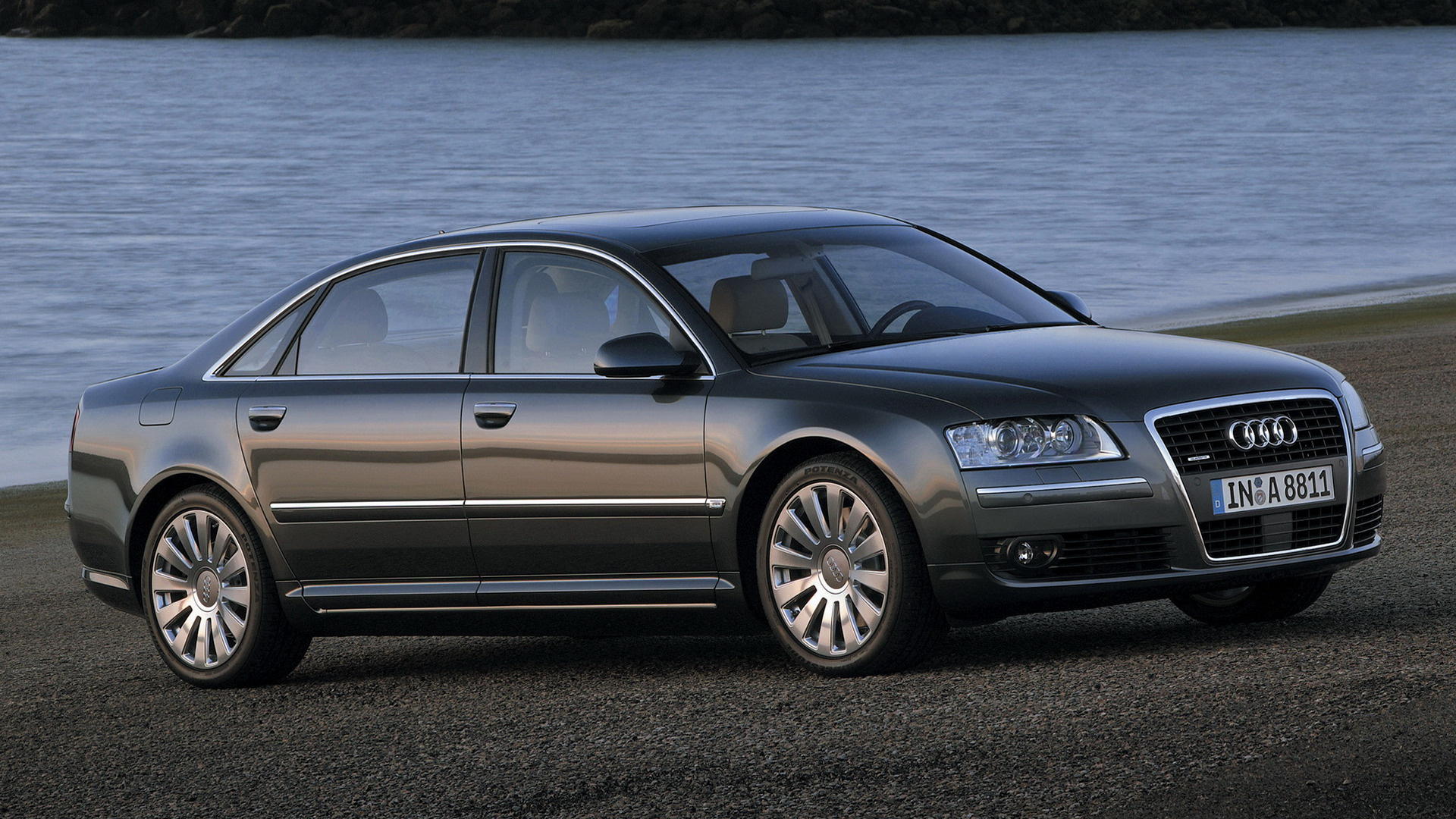 Audi A8 L (2008) Wallpapers and HD Images - Car Pixel