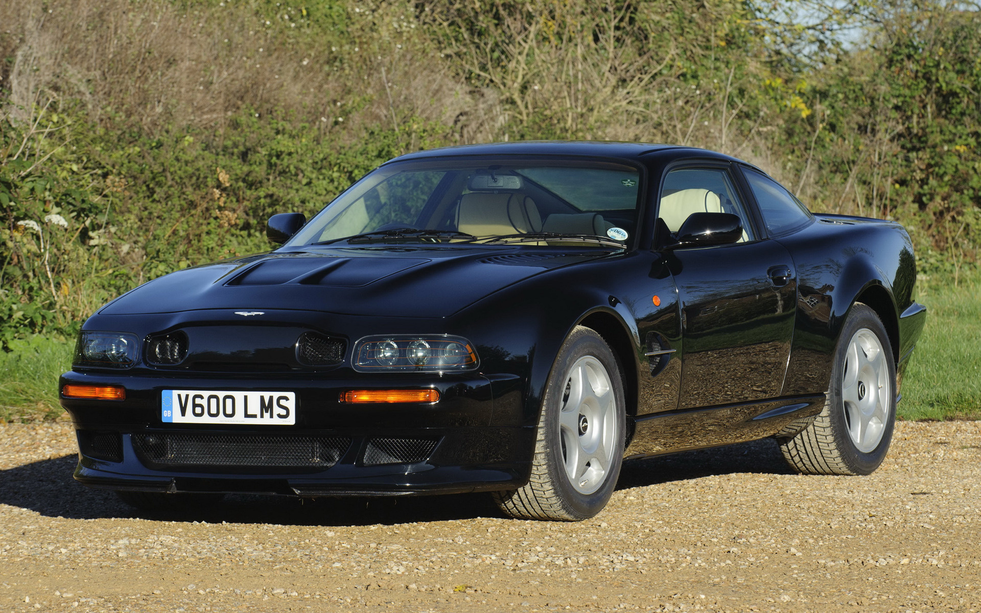 1999 Aston Martin V8 Vantage Le Mans Uk Wallpapers And Hd Images Car Pixel