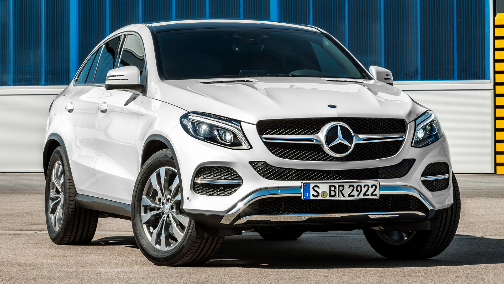 mercedes benz gle class coupe 2015 wallpapers and hd images car pixel. Black Bedroom Furniture Sets. Home Design Ideas