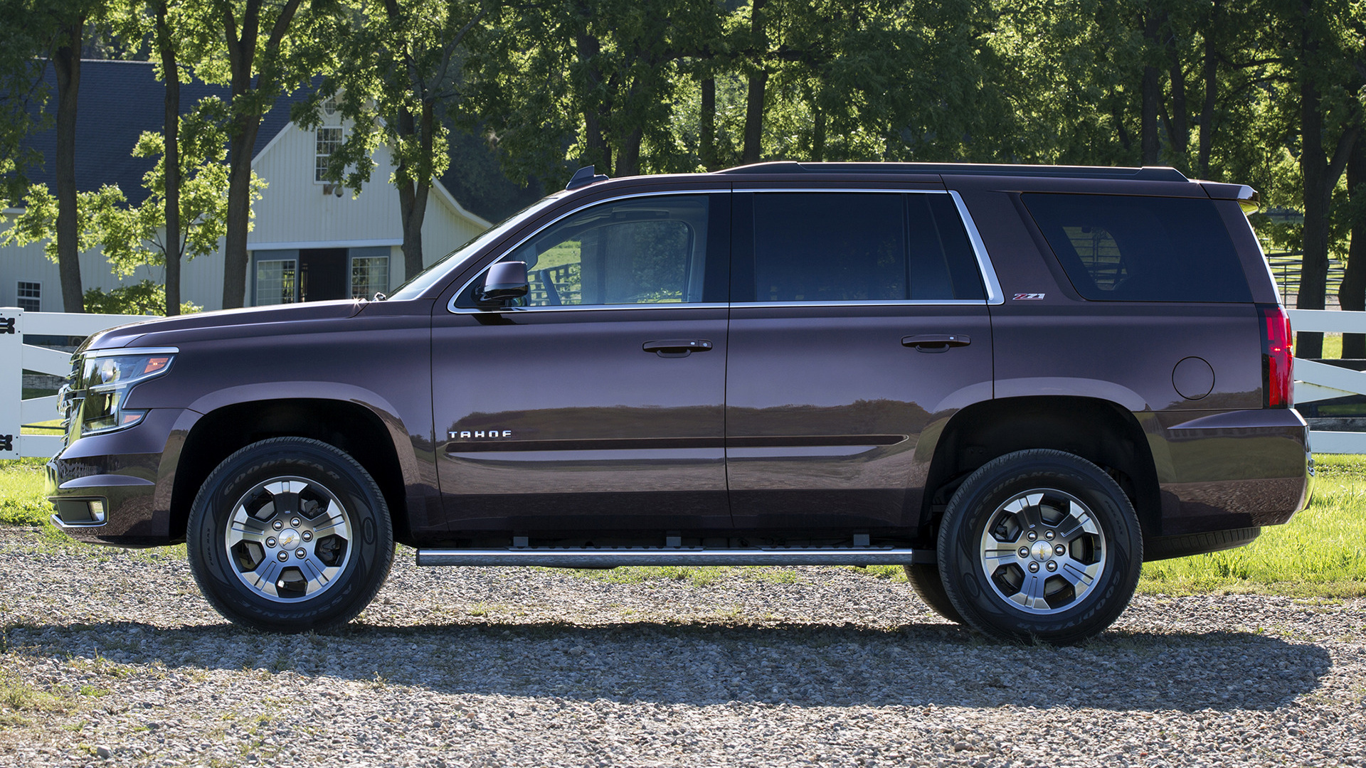 2015 Chevrolet Tahoe Z71 - Wallpapers and HD Images   Car ...