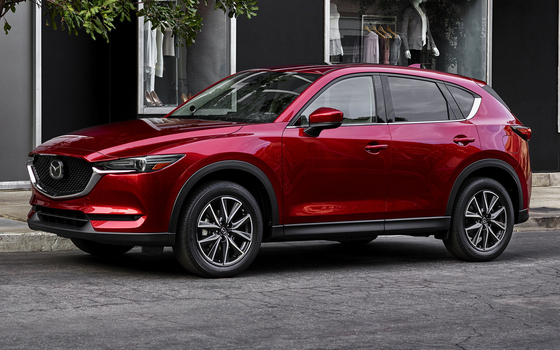 2017 Mazda CX-5 (US) - Wallpapers and HD Images | Car Pixel