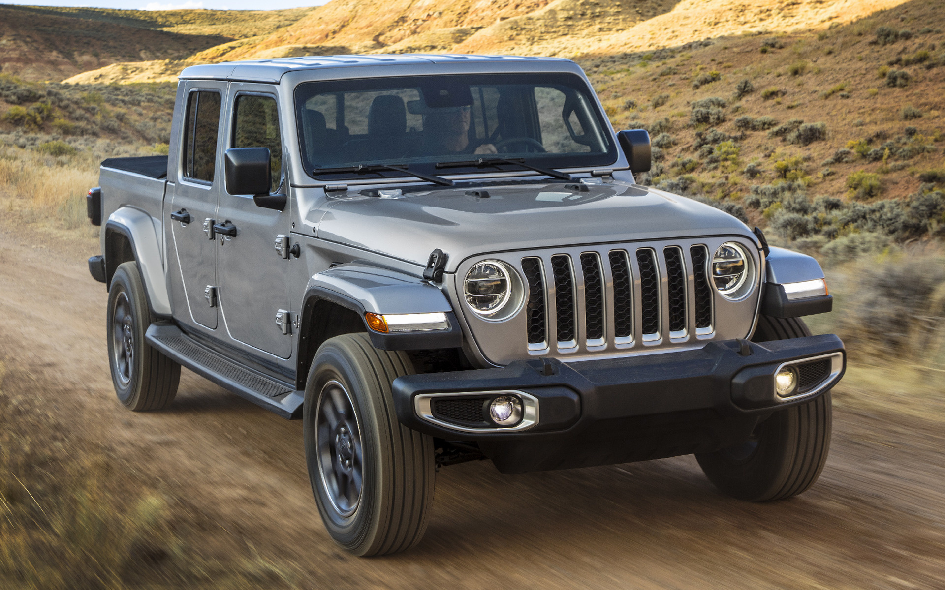2020 Jeep Gladiator Overland - Wallpapers and HD Images ...