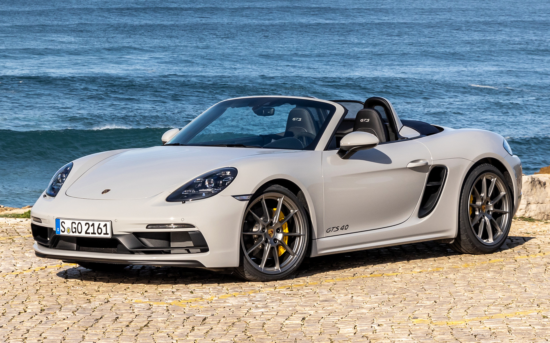 2020 Porsche 718 Boxster Gts 4 0 Wallpapers And Hd Images Car Pixel