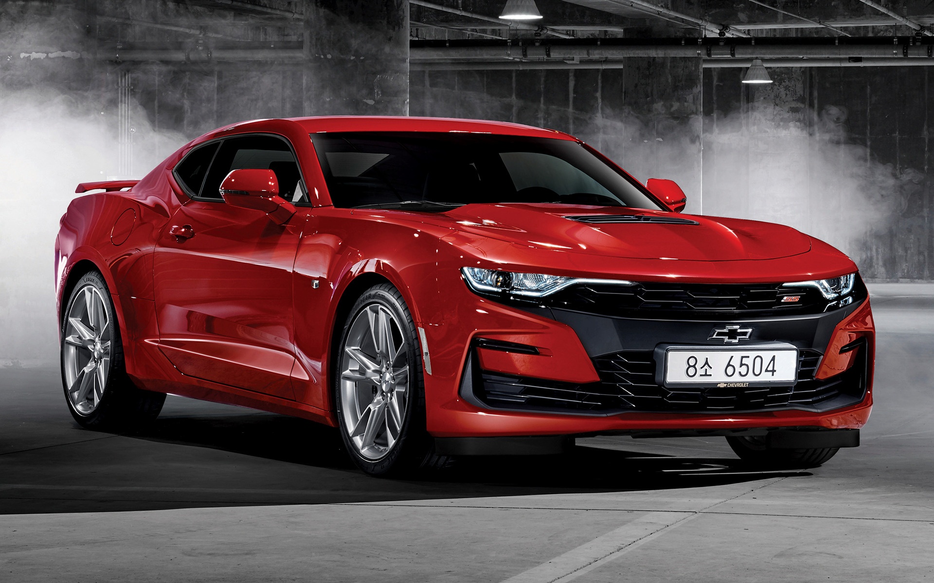 2019 Chevrolet Camaro SS (KR) - Wallpapers and HD Images ...