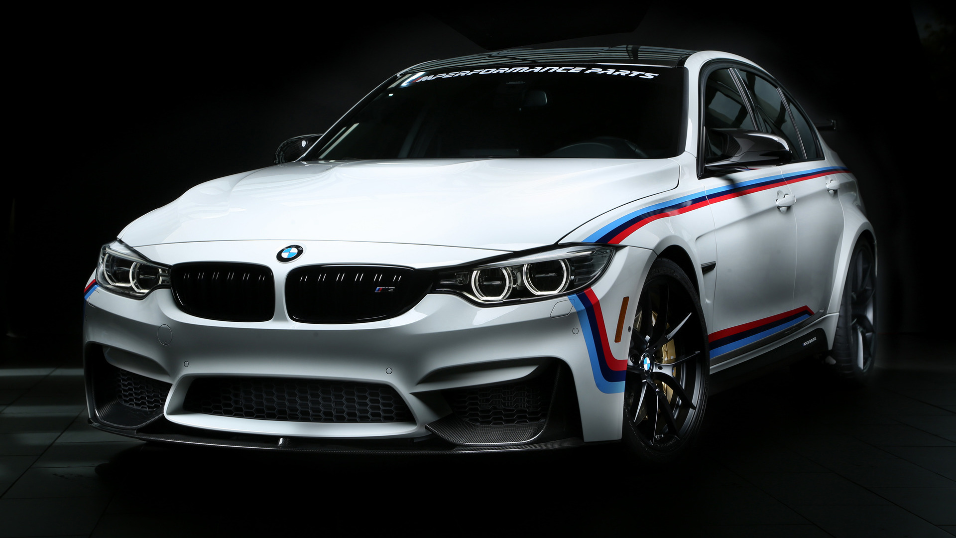 bmw m3 m performance parts 2017 us wallpapers and hd images car pixel. Black Bedroom Furniture Sets. Home Design Ideas