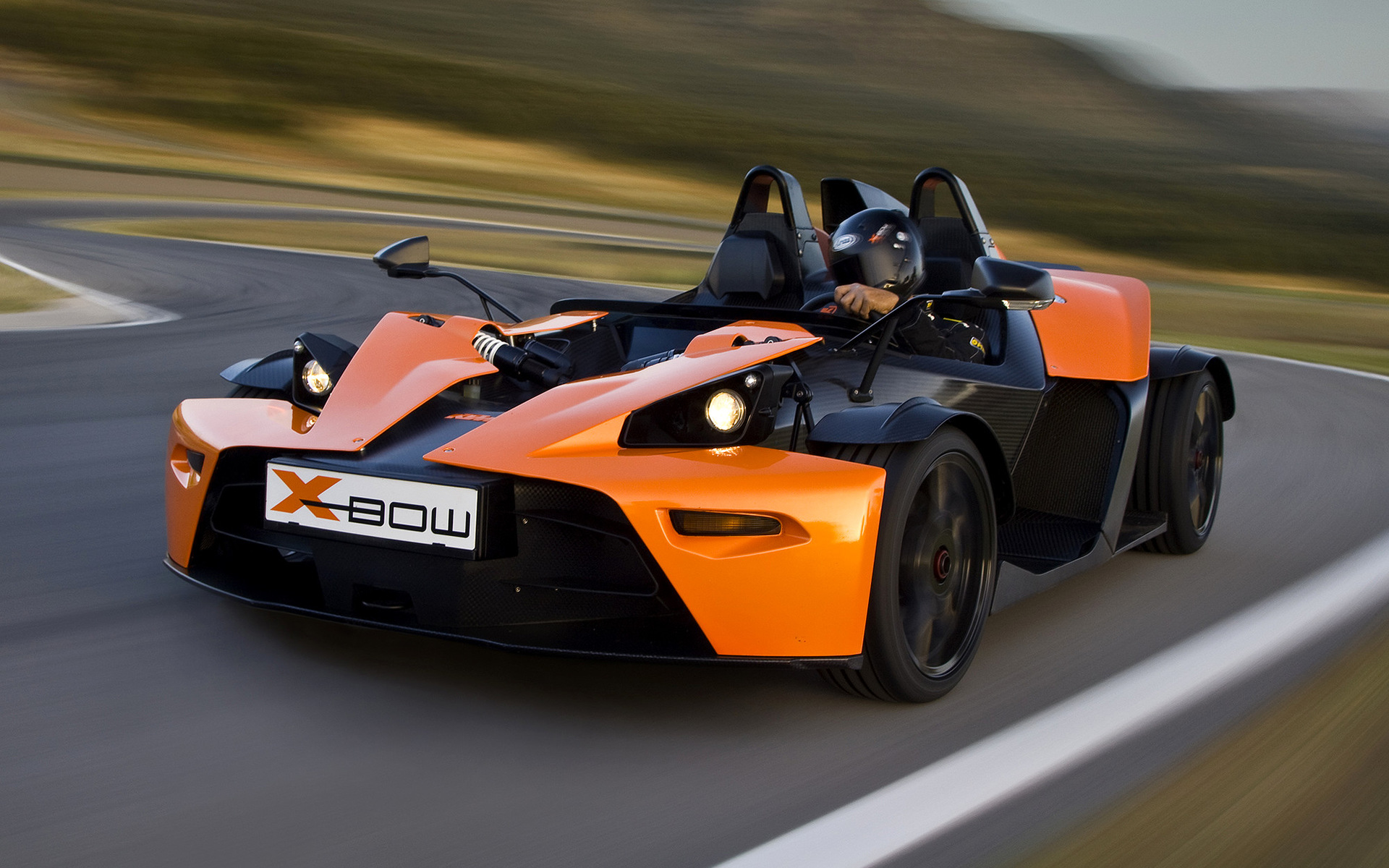 KTM X-Bow Street (2008) Wallpapers and HD Images - Car Pixel