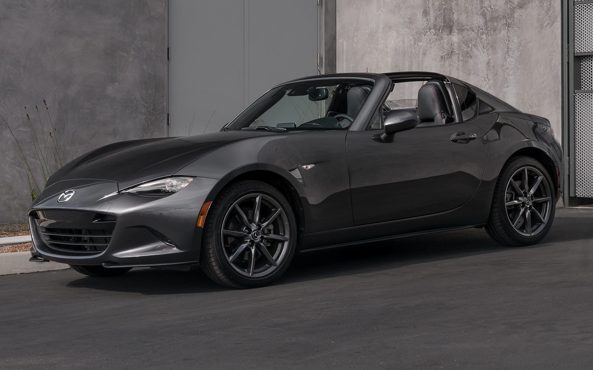 Dodge Ram 2015 >> 2017 Mazda MX-5 RF (US) - Wallpapers and HD Images | Car Pixel