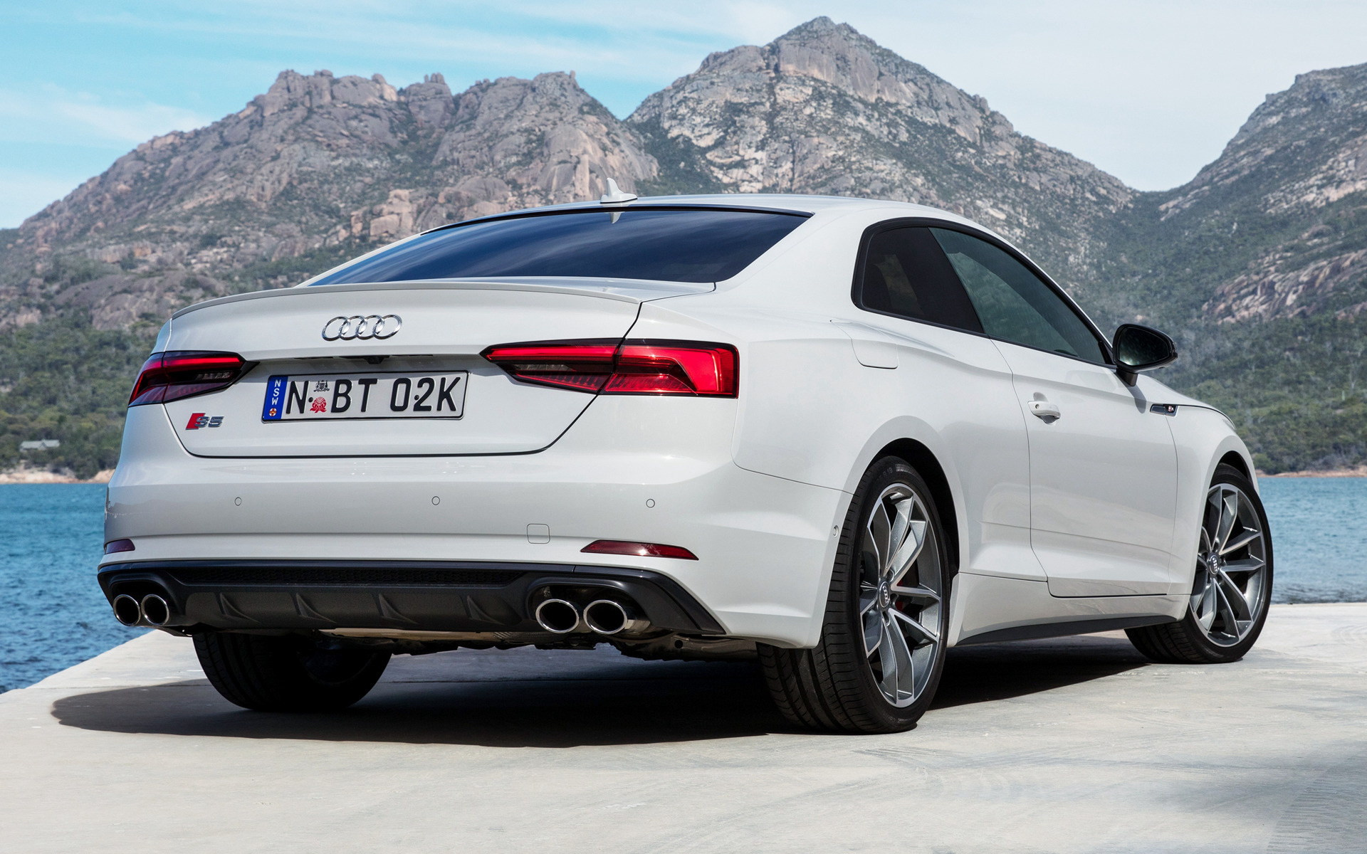 2017 Audi S5 Coupe Au Wallpapers And Hd Images Car Pixel