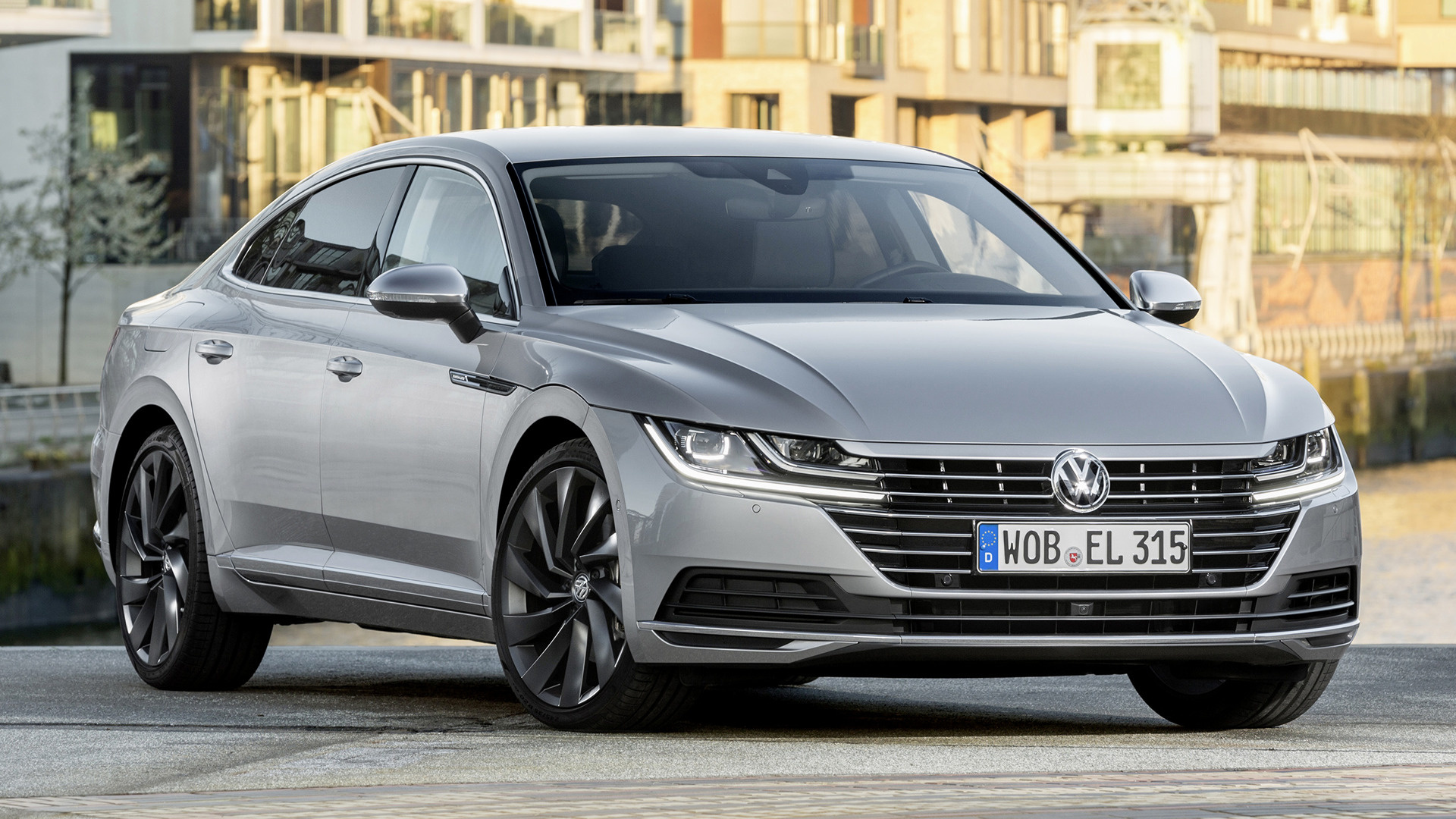 2017 Volkswagen Arteon Wallpapers And Hd Images Car Pixel