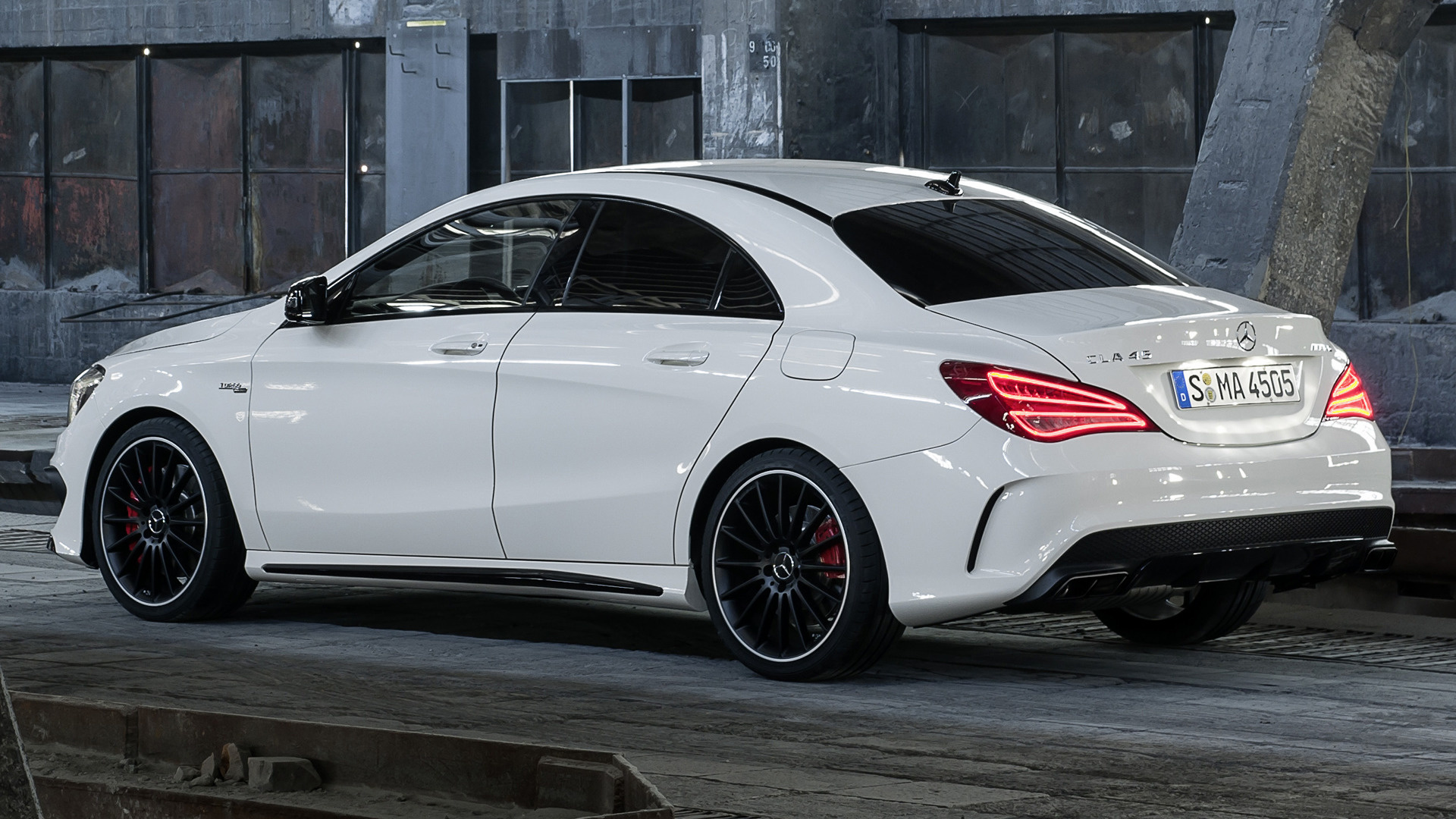 2013 Mercedes-Benz CLA 45 AMG - Wallpapers and HD Images ...