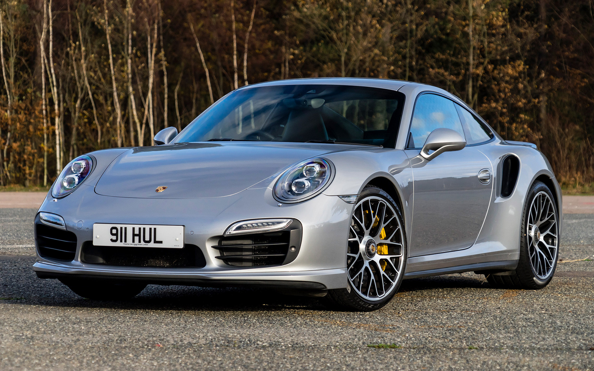 Porsche 911 Turbo S (2013) UK Wallpapers and HD Images ...